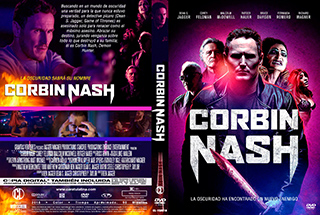 Corvin Nash - Cover DVD