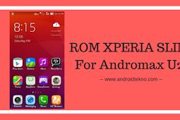 ROM XPERIA SLIM For Andromax U2