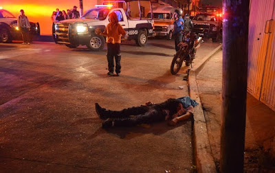 Matan a estudiante de la secundaria 105  en Xalapa