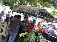 Diduga Mabuk, Warga Jawa Barat Ditemukan Tewas di Kursi Trotoar