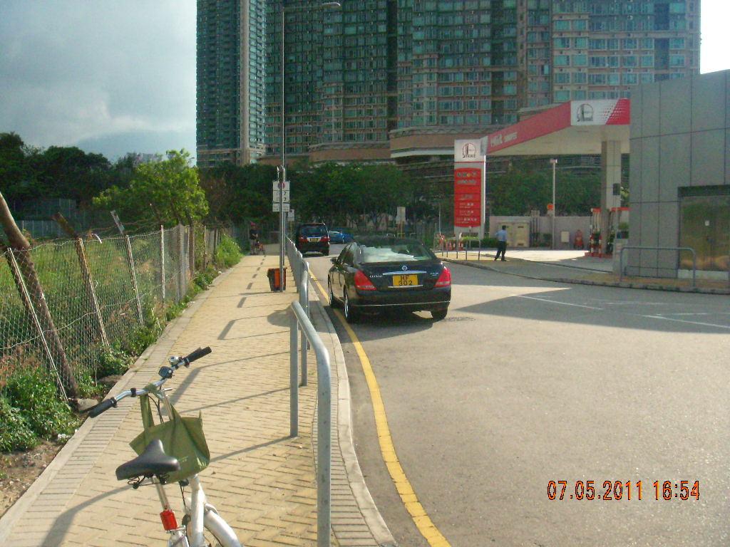 單車樂 BikeFunLog: 東涌 之三 欣澳-東涌
