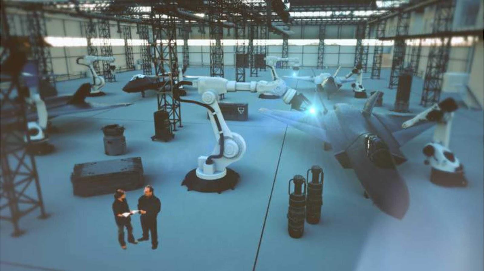 Italia memilih mitra untuk proyek pesawat tempur generasi keenam