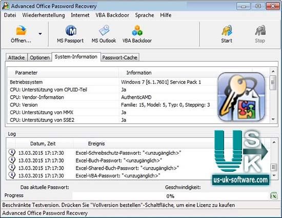 advanced office password recovery 6.33 serial