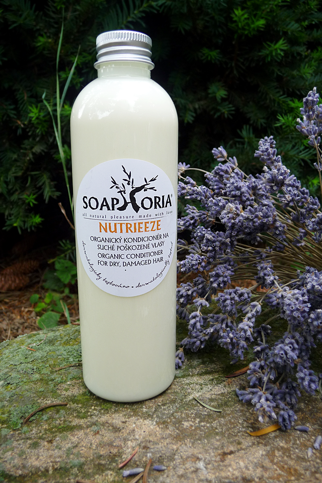 Soaphoria - Organický kondicionér Nutrieeze recenze