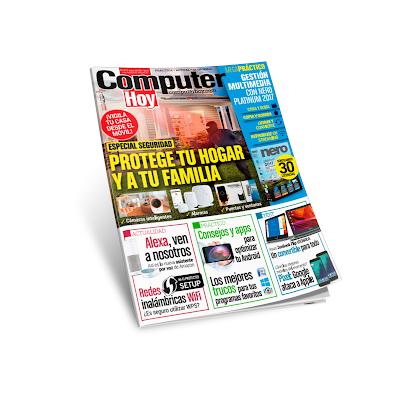 Computer Hoy 473 - Protege tu hogar y tu familia !!