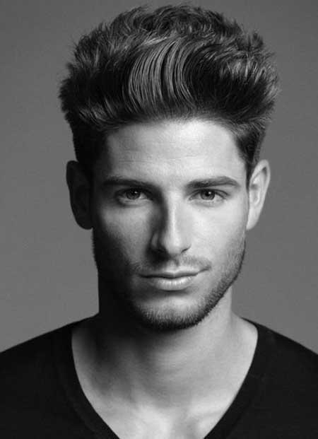 12 peinados para hombres con pelo corto y largo 2018 Vida Lúcida - Peinados Ala Moda 2017 Hombres
