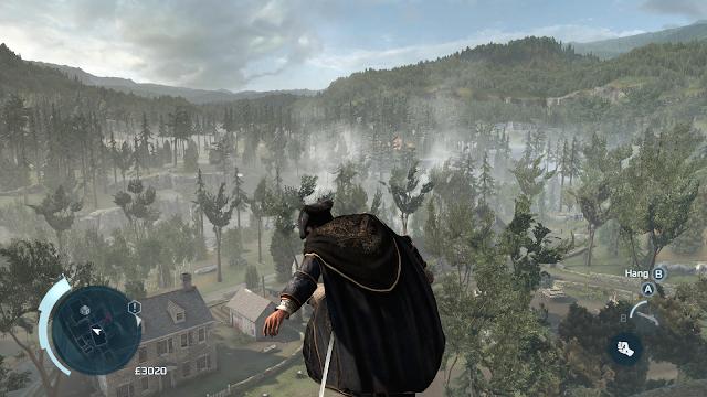 Assassin's Creed III - Xbox360 - Captura 2