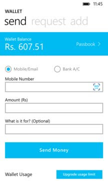 Download Paytm APPX For Windows Phone Free For Windows Phone Mobiles With A Direct Link.