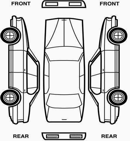 car damage inspection diagram toilet repair agero network news best practices roadside assistance vehicle form