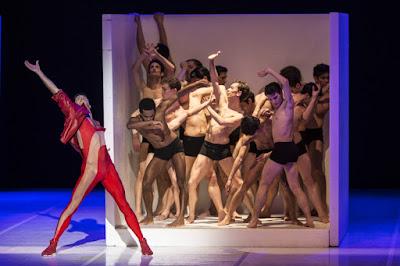 Le Béjart Ballet Lausanne de retour au Presbytère à Paris
