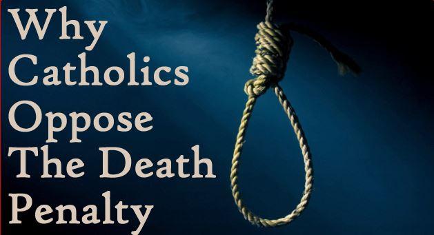 Mengapa Gereja Katolik Menolak Hukuman Mati?