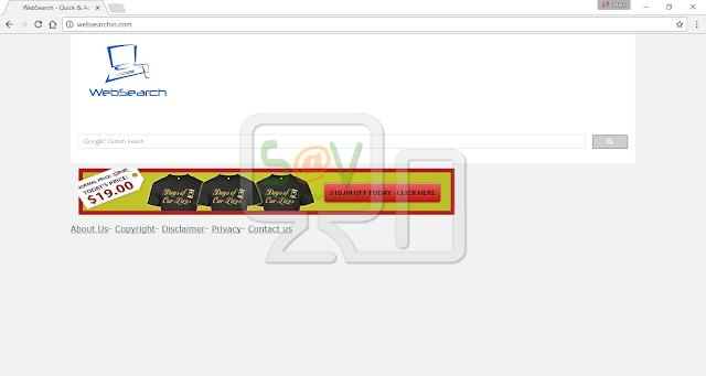 Websearchin.com (Hijacker)