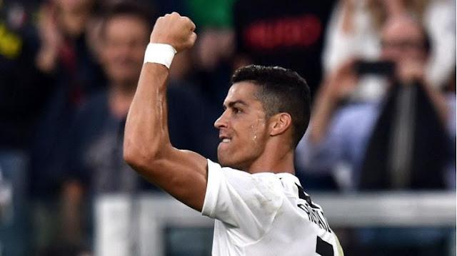 Ronaldo praises milestone objective yet Juve's ideal run   broken
