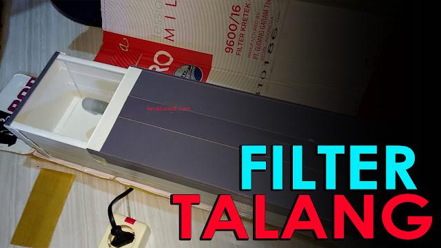 Review Filter Box Talang Air Ukuran 120cm: Bisa Menampung Banyak Media Filter Biologi + Lampu UV