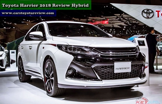 Toyota Harrier 2018 Review Hybrid