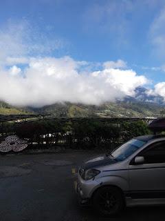 kundasang,gunung kinabalu,tempat menarik dikundasang