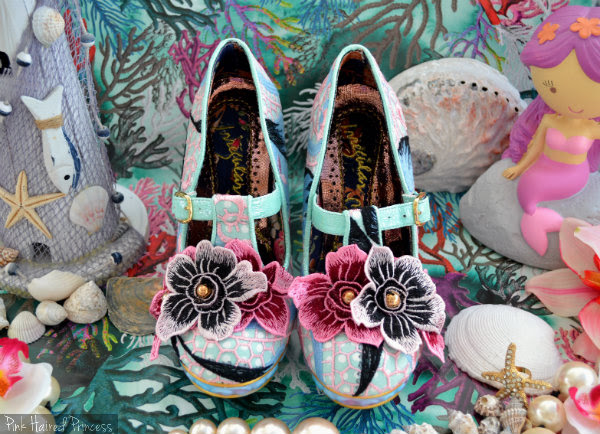 Irregular Choice SS17 Aquata
