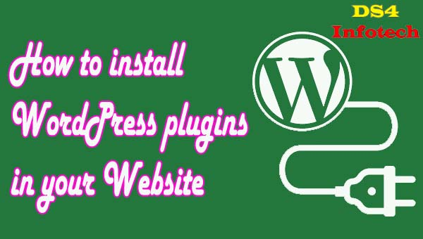 How to install WordPress plugins in your Website