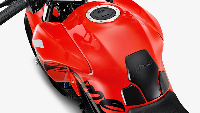 New Hero Xtreme 200R Fuel Tank