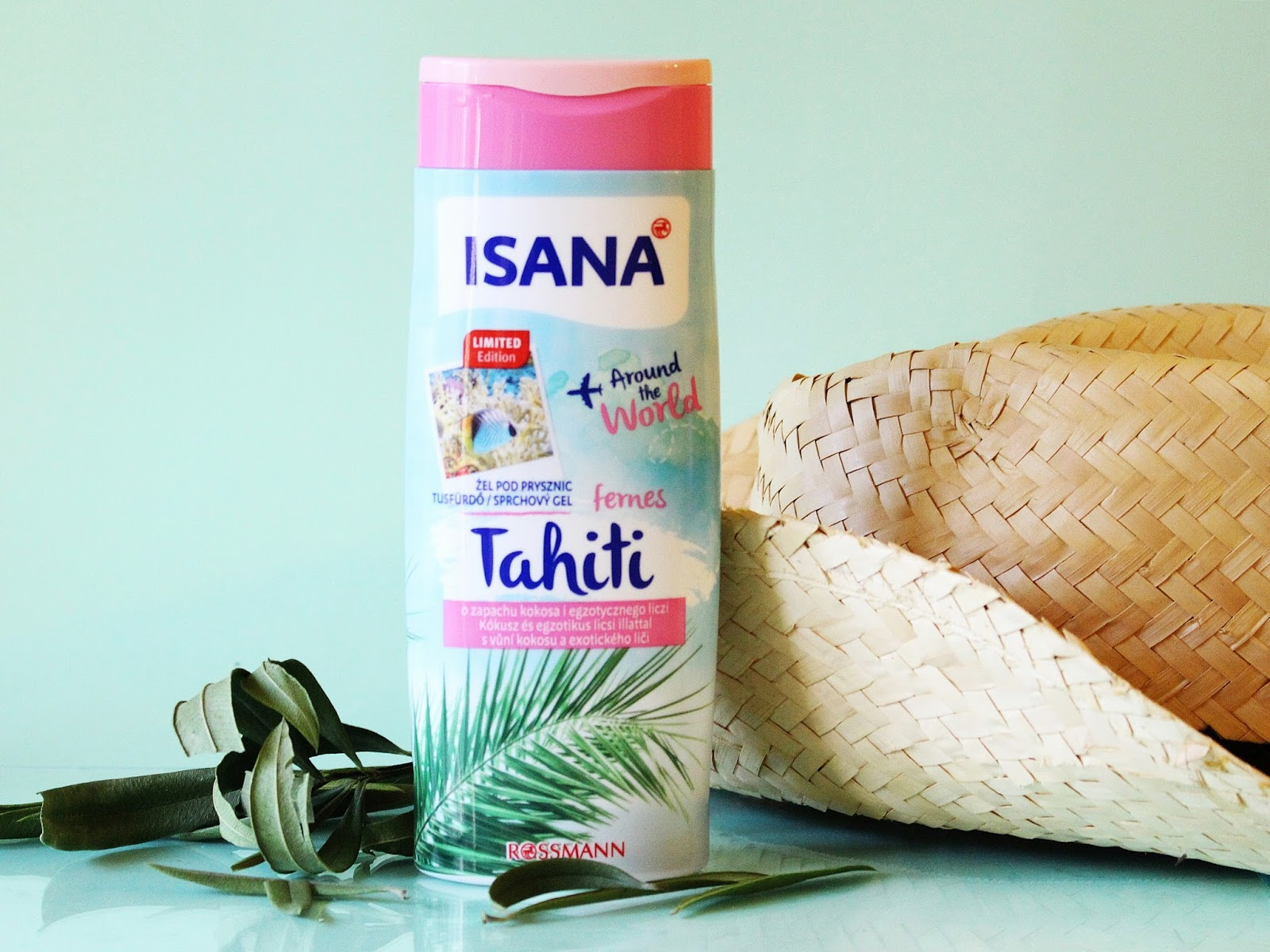 Isana Around The World - Tahiti