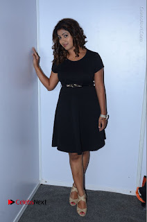 Tollywood Actress Geethanjali Thasya Latest Pos in Black Short Dress at Nanna Nenu Na Boyfriends Audio Launch  0050.JPG