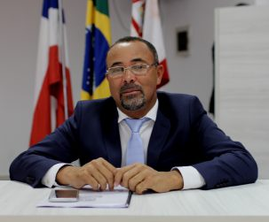 Vereador Jorge da Farinha solicita reforma de passeio e implantação de rampas de acesso aos portadores de deficiência  em Alagoinhas