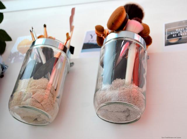 DIY - Etagère à bocaux à réaliser soi même - déco - box déco