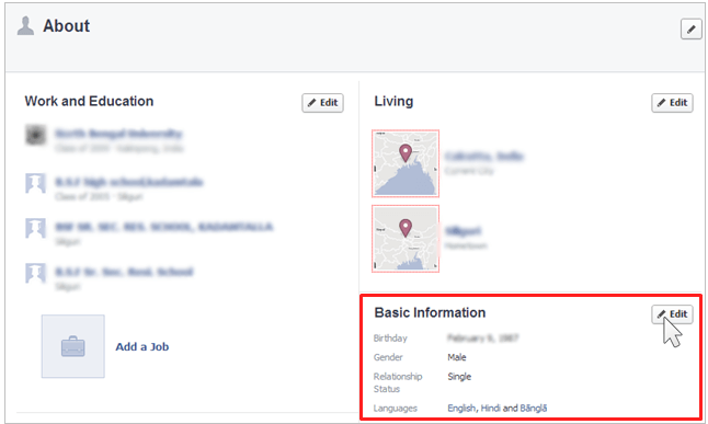 How To Hide Relationship Status On Facebook