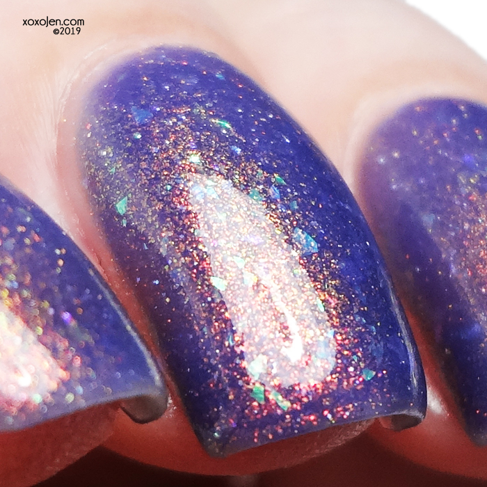 xoxoJen's swatch of Illyrian Polish Relax, It's Just Magic
