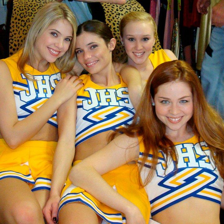cheerleader mckinney naked