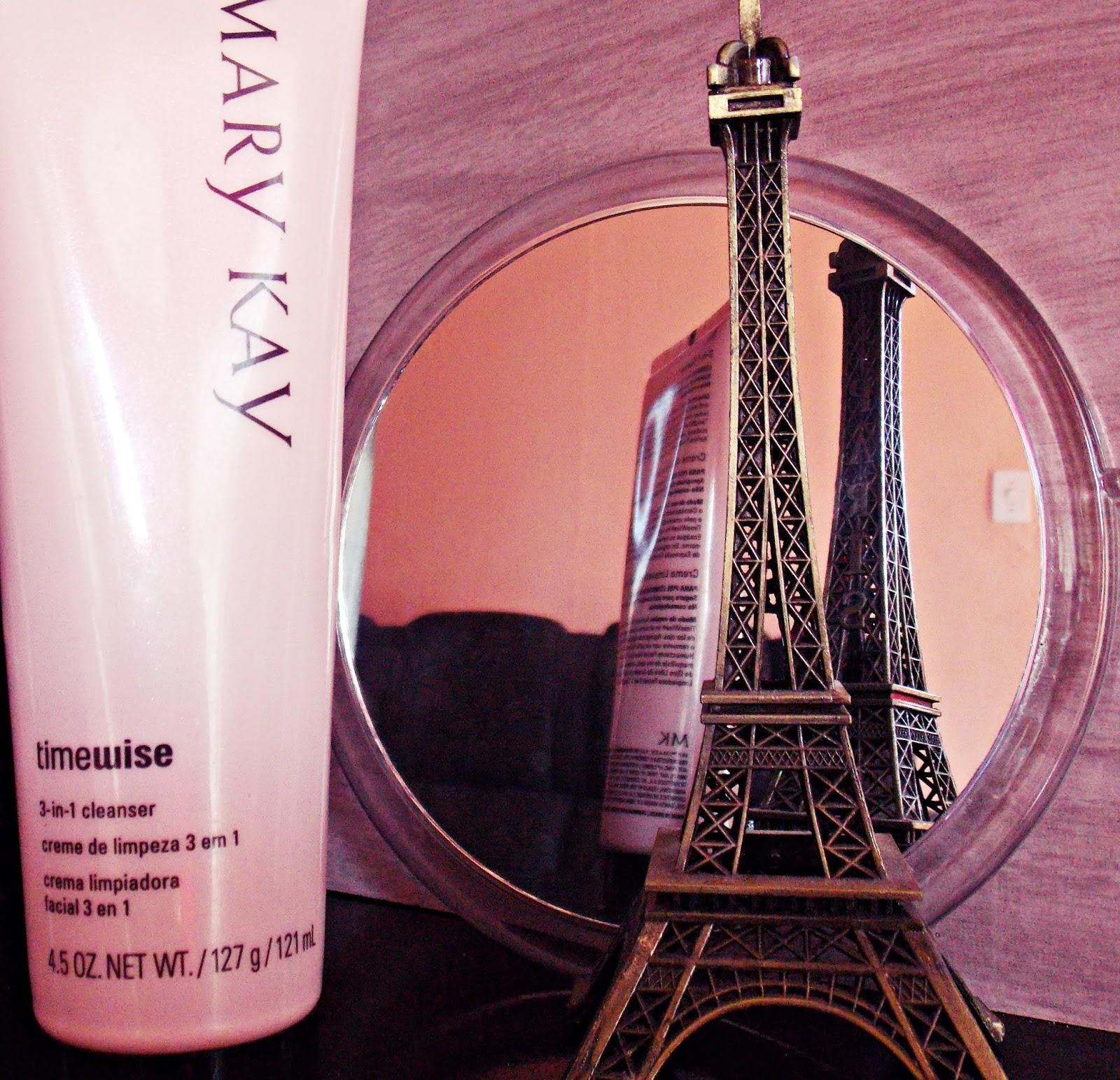 Produtos para limpeza de pele - TimeWise 3 em 1 Mary Kay