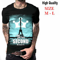 kaos 3second,3second terbaru, 3second distro, kaos distro 3 second