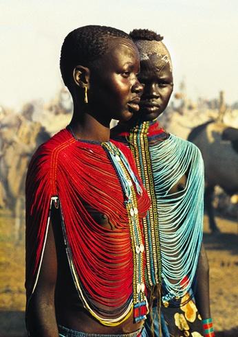 gorsety damskie z sudanu
