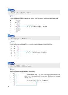 8. Sınıf Matematik Ekoyay Yayınları Sayfa 18