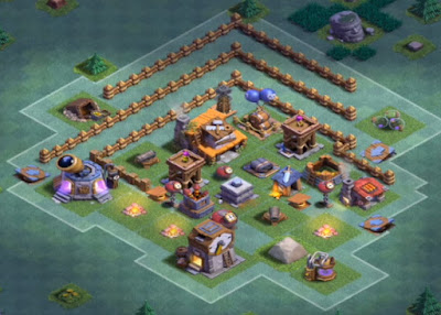 best Base BUILDER HALL 4