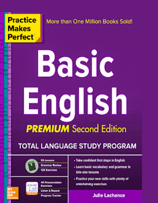 """Best Book to learn English """"basic english"""""""