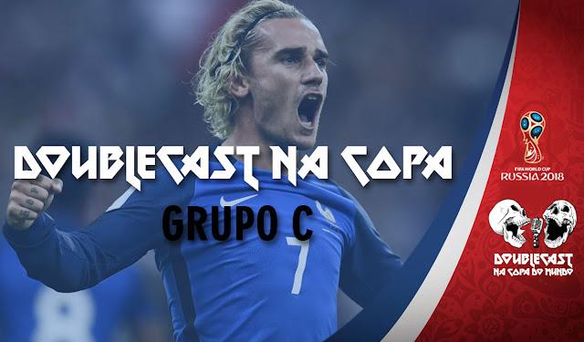 Doublecast Copa do Mundo - Grupo C