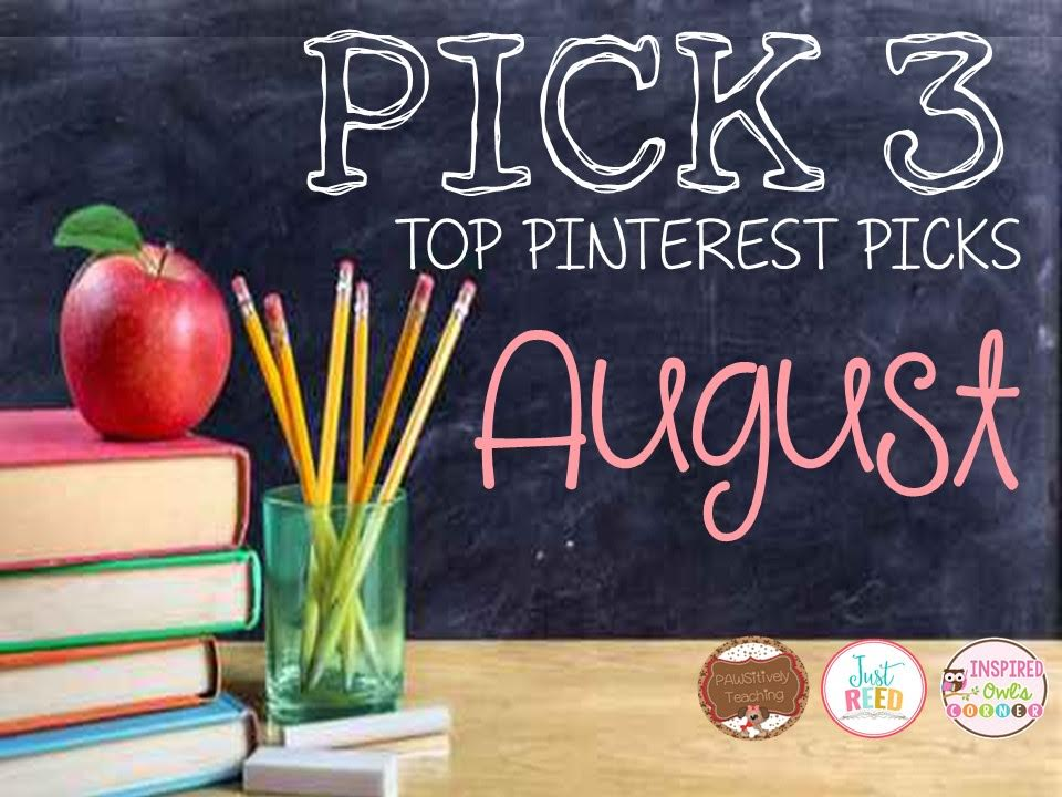 Pinterest Pick 3: Back to School Edition