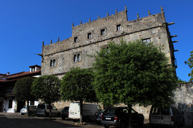 Palacio de los Velarde