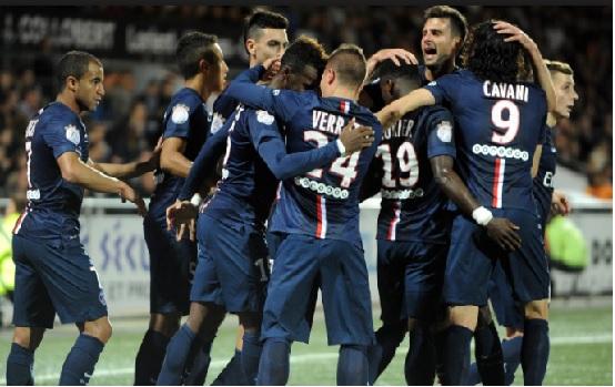 زعيم فرنسا على موعد هام امام فريق أنجية فى الجولة 33 من الدورى الفرنسى