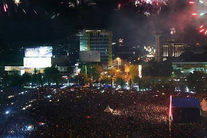 Beberapa Lokasi Untuk Merayakan Malam Tahun Baru Di Medan, Sumatera Utara