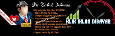 Ilustrasi 8 Keuntungan Member PTCINDO - GrafisiDipo
