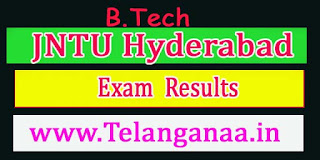JNTU Hyderabad B.Tech 1st Year All Regulation May 2016-Revaluation Results