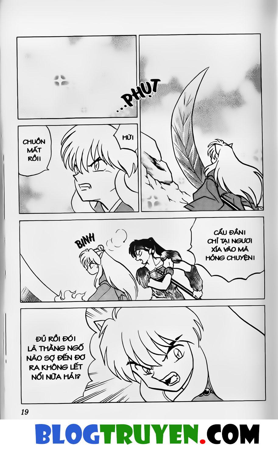 Inuyasha vol 39.1 trang 17
