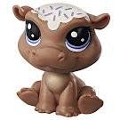 Littlest Pet Shop Series 2 Pet Pairs Cookie Hippomont (#2-46) Pet