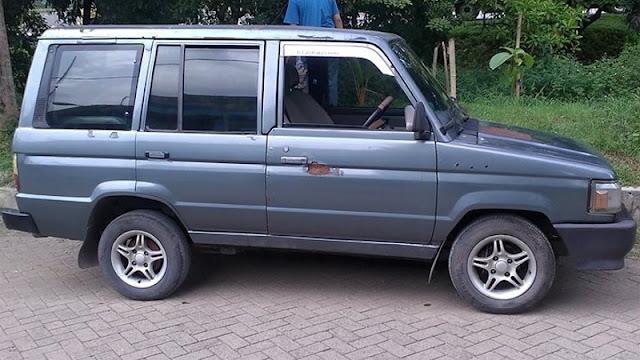 Toyota Kijang Rover