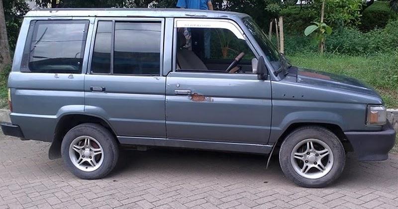 Toyota Kijang Rover Ace, Kijang Rasa SUV | Mobil Motor Lama
