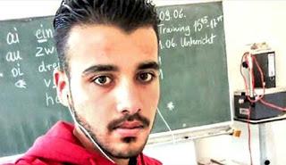 شاب سوري تم قتله بطريقة بشعة في المانيا ! جريمه حيرت الشرطة الالمانية !