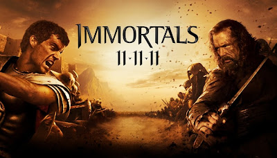 Immortals movie directed by Tarsem Singh