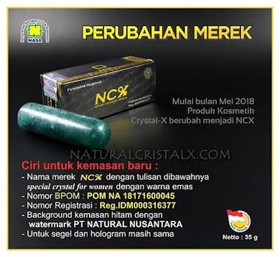 ncx crystal x 2018